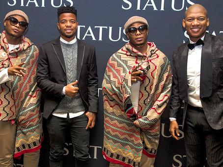 The Men Of Status
