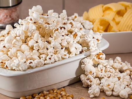 Five Reasons Snacking Is Healthy