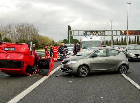 Road Accidents Cause Trauma