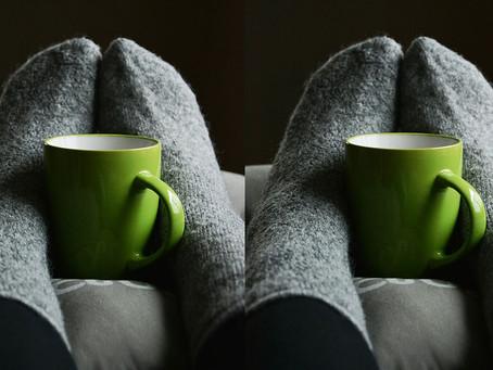 Five Ways To Keep Your Feet Warm