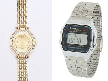 Work It With A Wristwatch!