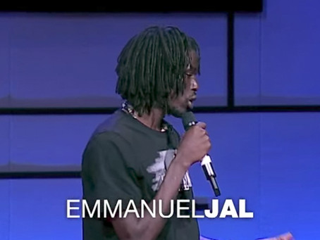 Emannuel Jal: The Musical War Soldier