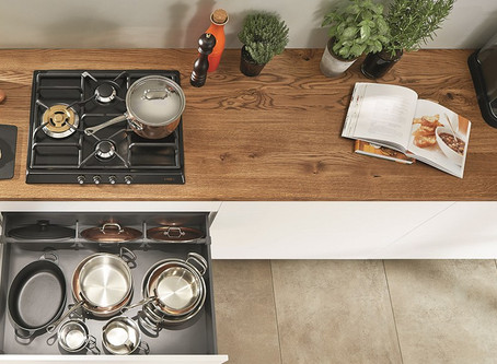 Five Tips For Frustration-Free Cooking