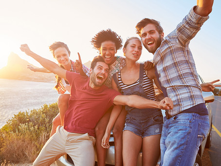 Holiday Driving With Budget Rent A Car