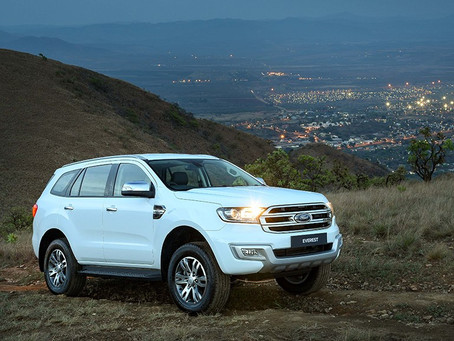 Day Trippin' To Harties With Ford Everest