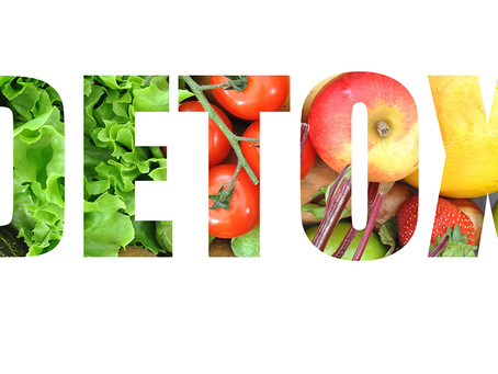 Seven Foods To Detox Your Body