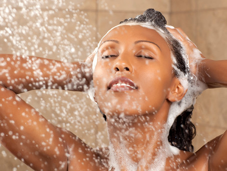 Washday For Natural African Hair