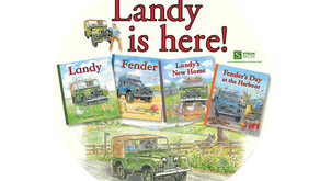 Get Your Hands On The Landy Books