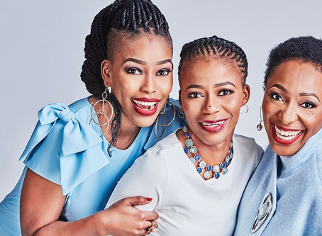 The Mdluli Sisters In Synch