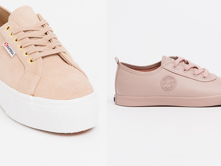 Low-Cut Sneakers For Style And Comfort