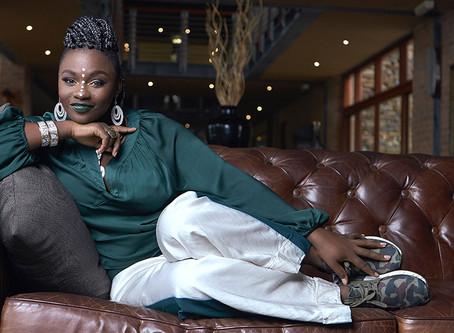 Meet Afro Rock Star, Amanda Black