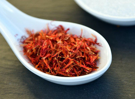 Spice Up His Sex Life With Saffron