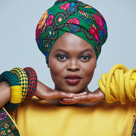 Buhlebendalo Mda shares her musical calling in EOA magazine