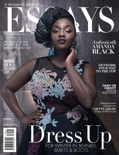 Amanda Black on Essays of Africa May - June 2017