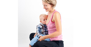 Deciding to continue with breastfeed
