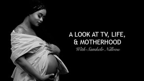 A Look At Life, TV  and  Motherhood With Samkelo Ndlovu