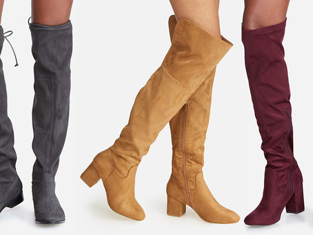 Knockout Over-The-Knee Boots!