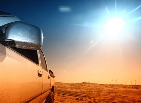 Tips To Keep Your Car Cool In The Heat