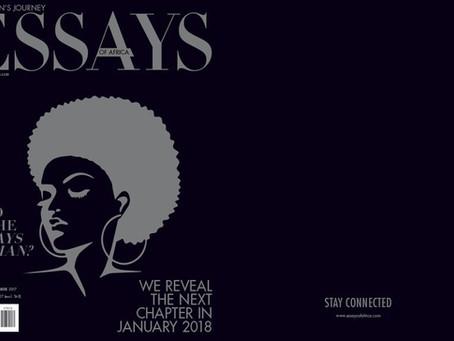 Essays Of Africa Magazine Goes Digital!