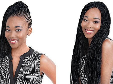Top Five Must-Have Braided Looks