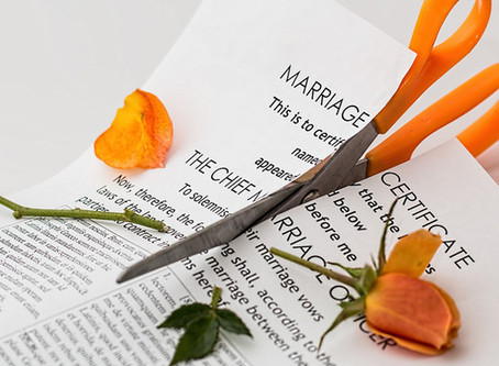 What Will Happen To Your Life Cover After A Divorce?