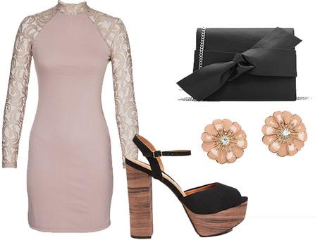 Look Smart In A Bodycon Dress