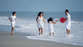 Top 5 Beach Activities for Kids this Summer