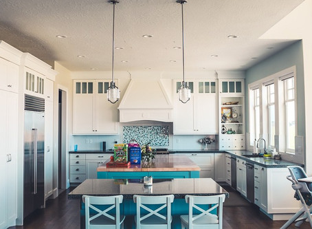 Top Five Tips For Your New Kitchen