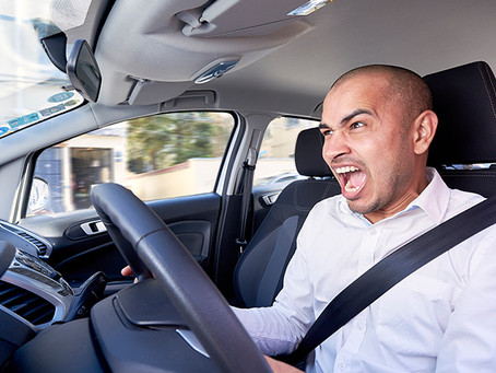 Fight Road Rage In These Six Ways