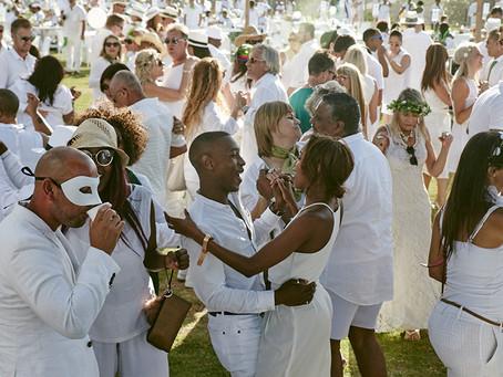 The Grand White Comes To Jozi