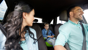 Car Safety for Kids over the Holidays