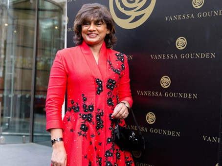 Vanessa Gounden To Unveil The Question SS18