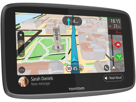 A GPS Device Can Help Save Your Life