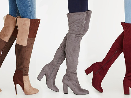 Long Boots For Icy Weather