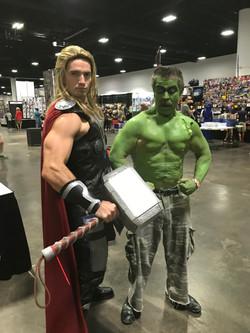 TBComicon Aut 3 2018 Thor