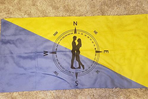 NNDaBC Flag Towel