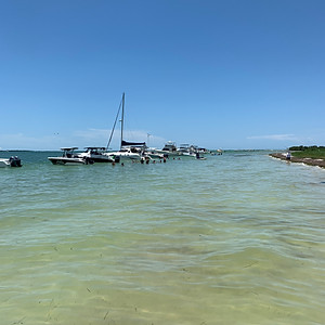 Boat trip to seek out new islands