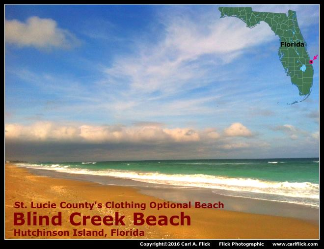 Blind Creek Beach Florida