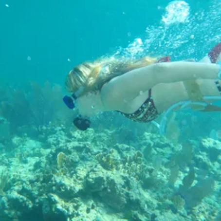 Diving in the Keys - 6.25.21