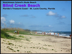 Naturists on Blind Creek Beach