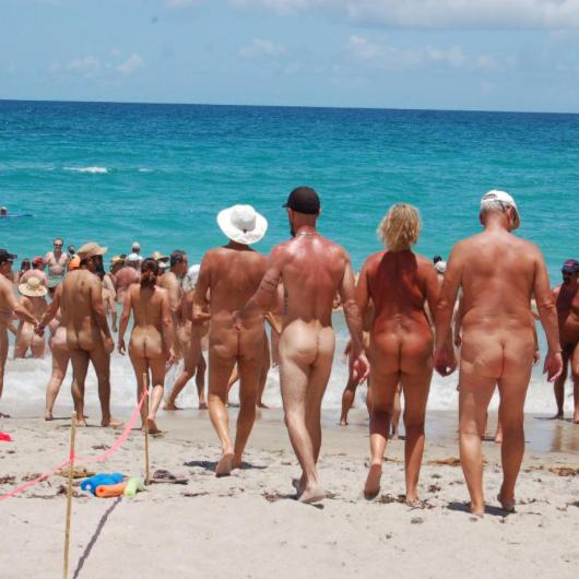 Skinny Dip Weekend at Blind Creek Beach-7.10.21