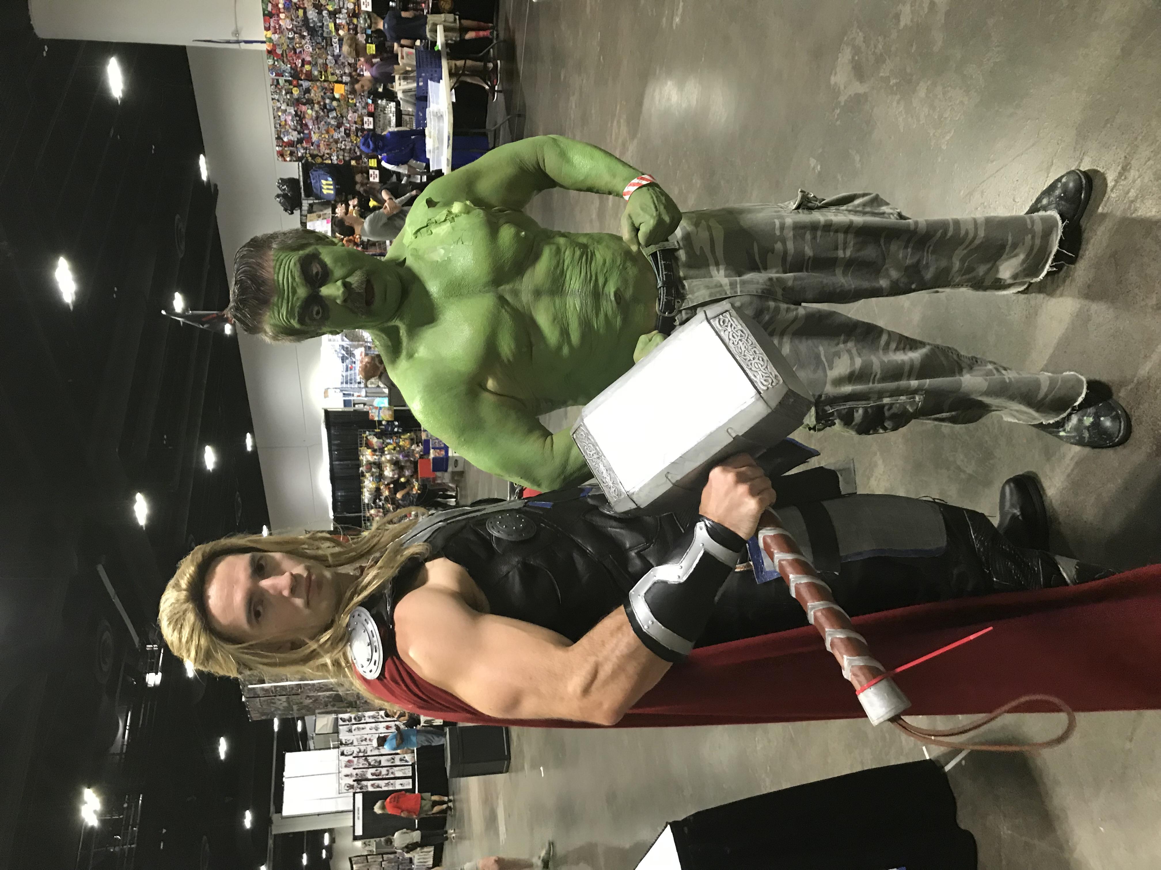 TBComicon Aut 3 2018 Thor2