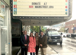 Grappone Automotive Donates to Colonial Theater Project