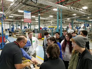 Lakes Region Students and Manufacturers Celebrate Manufacturing Month