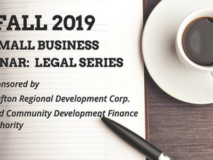Small Business Seminar - What's New in Tax Law?