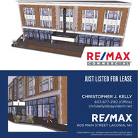 Just Listed for Lease!
