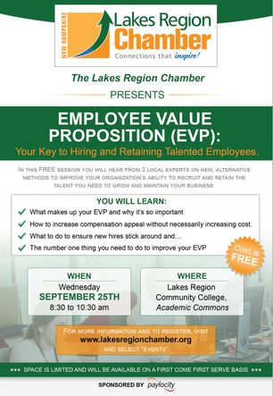 Free Seminar: Hiring & Retaining Talented Employees
