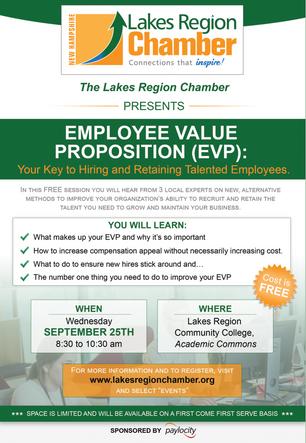 Free Seminar: Hiring & Retaining Talented Employees