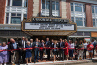 Colonial Theatre Grand Opening