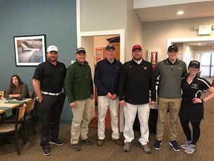 Congratulations to the Lakes Region Futures Golf Scramble Winners